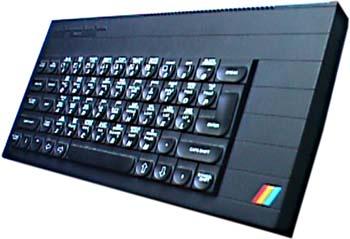 Sinclair ZX Spectrum 48K+